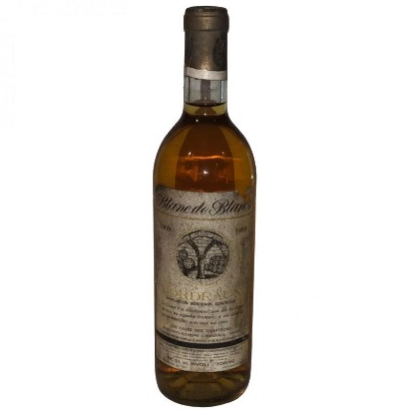 Bottle of Bordeaux, 1969 - Blanc de Blancs