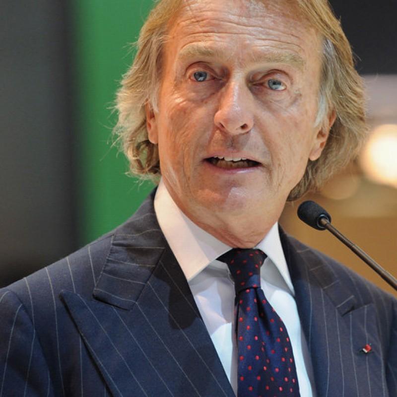 Business Breakfast with Luca Cordero di Montezemolo, ex Ferrari CEO