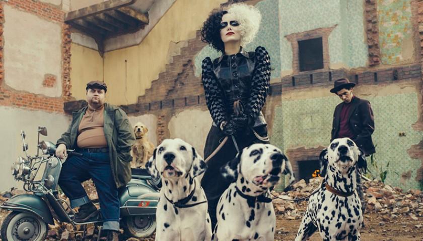 Meet Emma Stone at the London premiere of Cruella