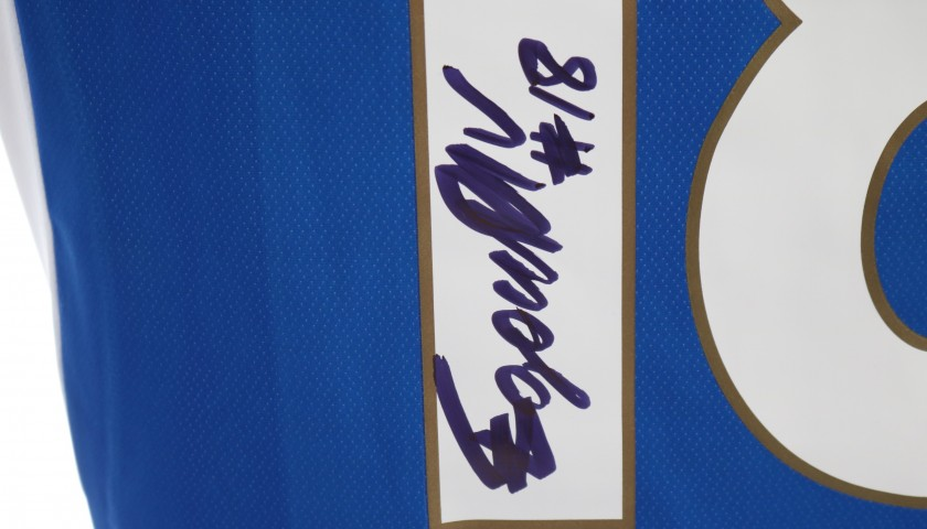 Italvolley Official Vest, 2019 - Signed by Egonu
