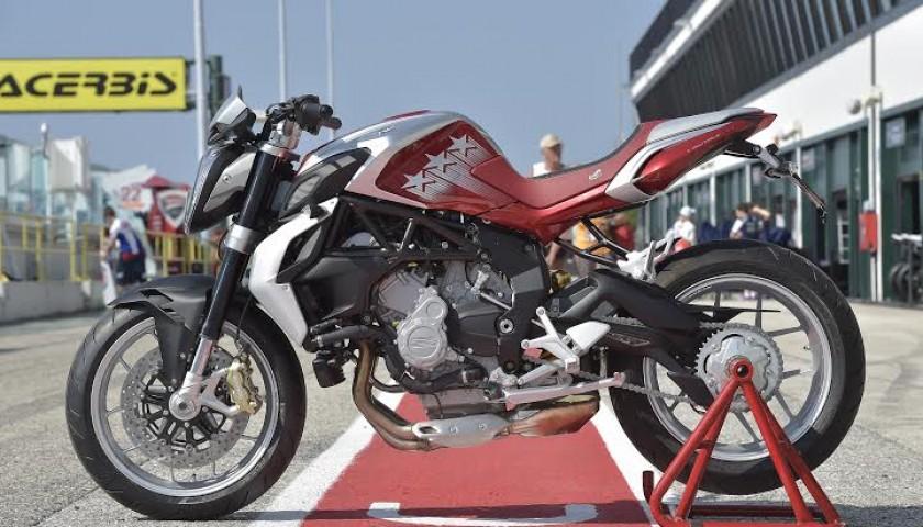 Motorcycle MV Agusta Brutale 800 - Unique Piece