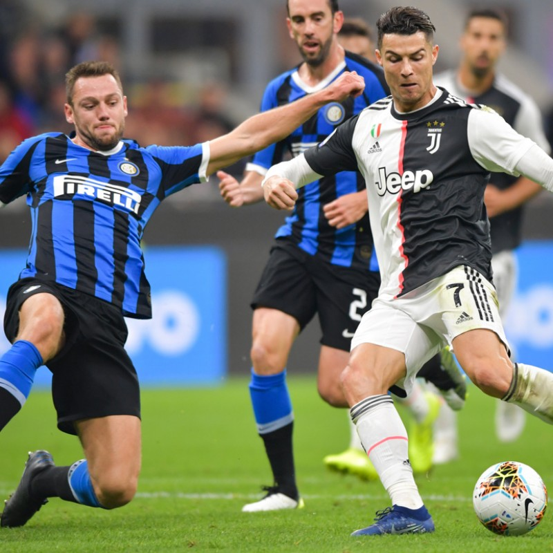 Enjoy the Juventus-Inter Match + Hospitality
