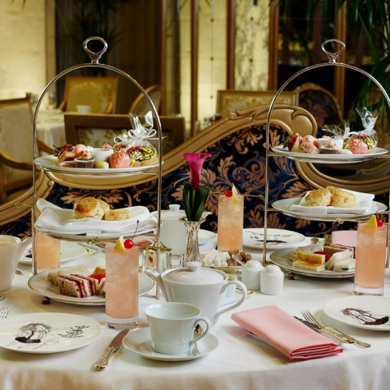 2 Enchanting Nights at The Michelangelo New York in Times Square and High Tea at the Plaza, Plus Airfare