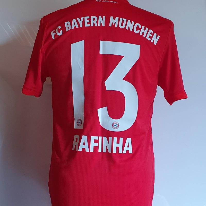 Rafinha's Bayern Munich Match Shirt