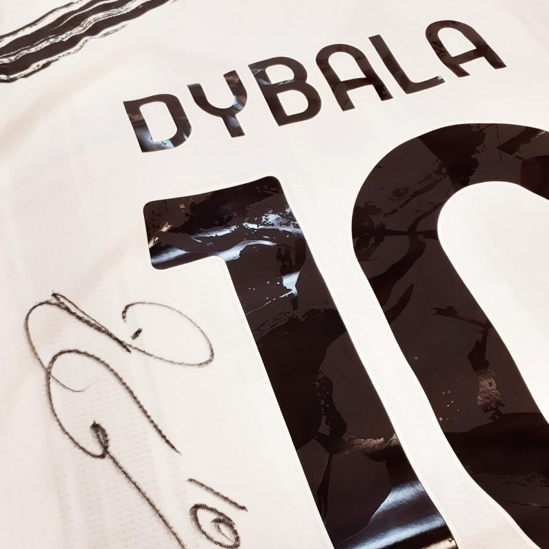 Dybala's Authentic Juventus Signed Shirt, 2020/21 + Box