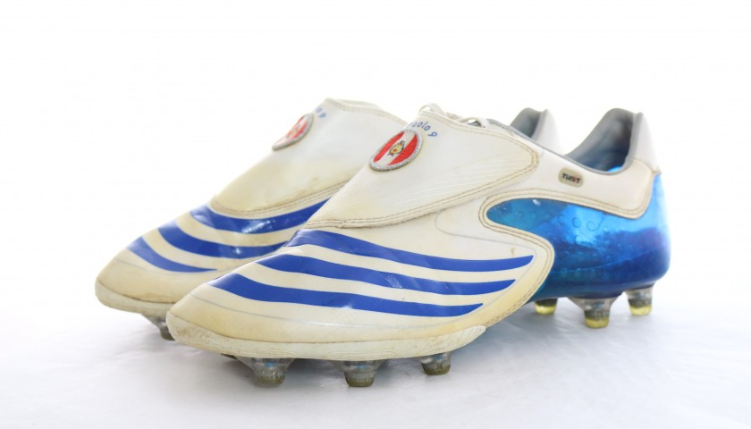 Adidas Boots Worn by Paolo Guerrero