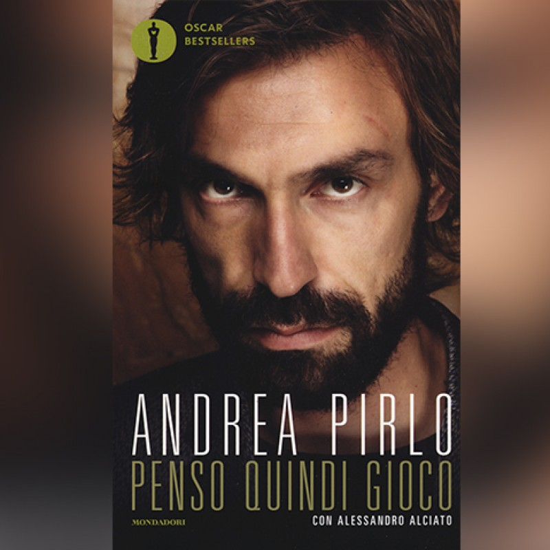 Andrea Pirlo's Signed Biography