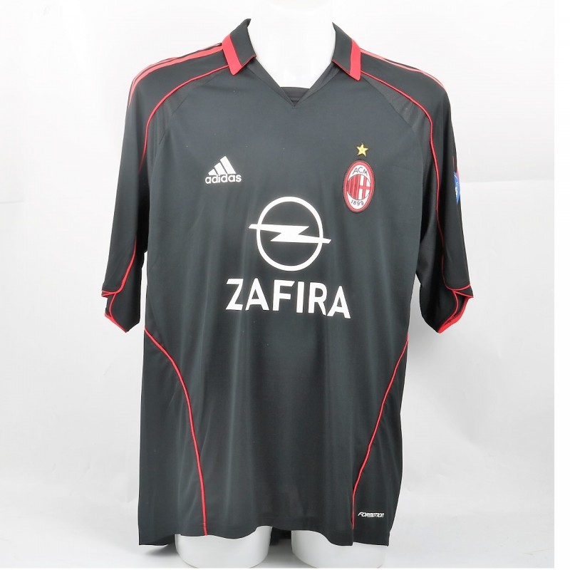 Kakà's 2005/06 Season Issued Milan Shirt