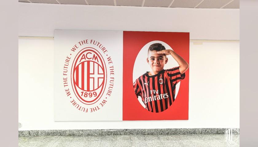 Mascot Experience at the AC Milan-Verona Match