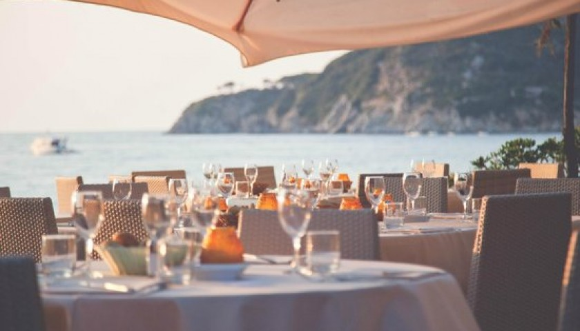 Enjoy 2 Nights at the Hermitage Hotel, Elba Island