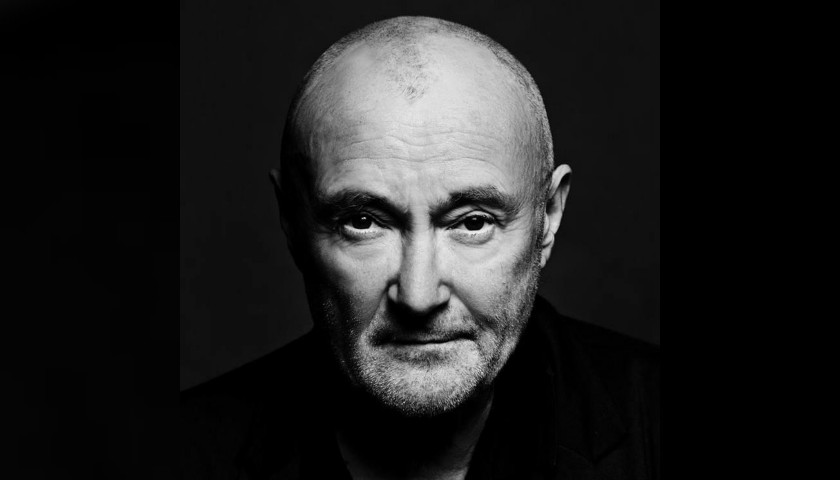 Attend the Phil Collins Concert in Milan, Italy