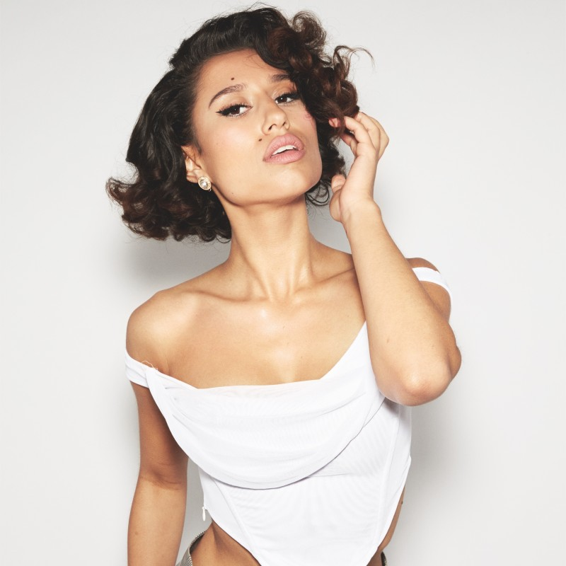 Win a Personalised Christmas Message from Raye