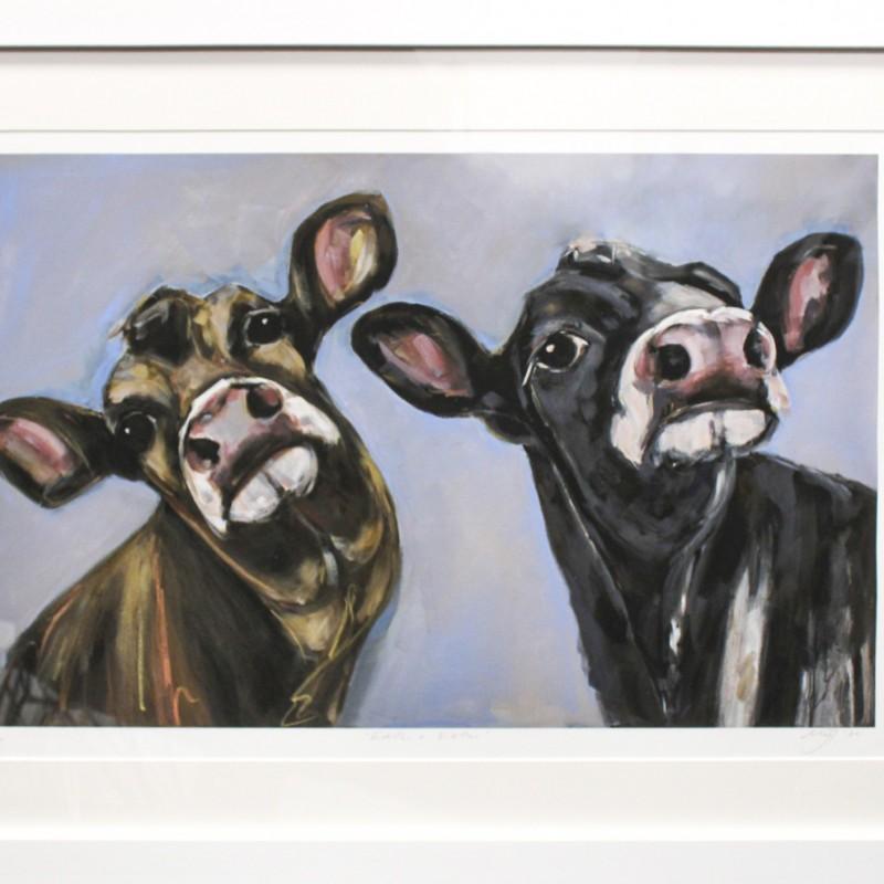 Sue Moffitt - 'Edith and Ester'