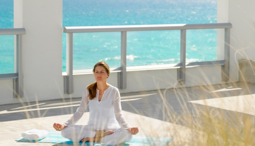 Two-Night Stay at Carillon Miami + 50 Minute Massage for two