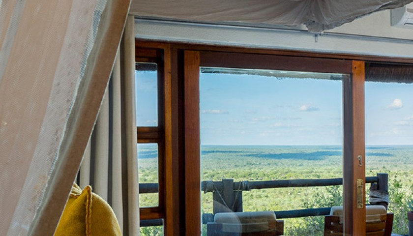 Four nights Full Board on a South African Safari at Richard