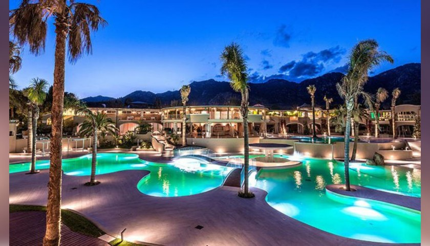 3-Night Stay for 2 at Forte Village Resort in Sardinia ...