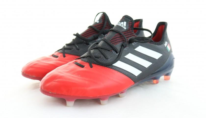 Adidas Boots Worn by Giacomo Bonaventura