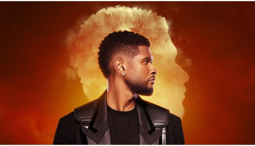 Meet Usher at his Las Vegas Residency