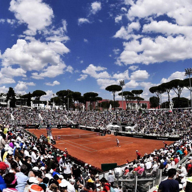 Tickets for the Italian Tennis Open + Hospitality   18/05/19