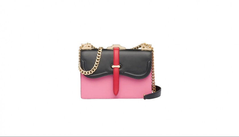 """Belle"" Shoulder Bag by Prada"
