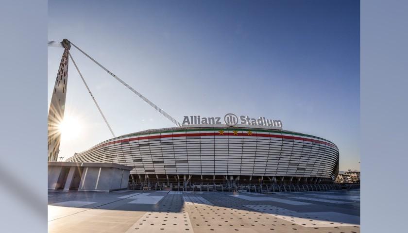 Enjoy the Juventus-Empoli Match from the Sivori Stand and Meet Leo Bonucci