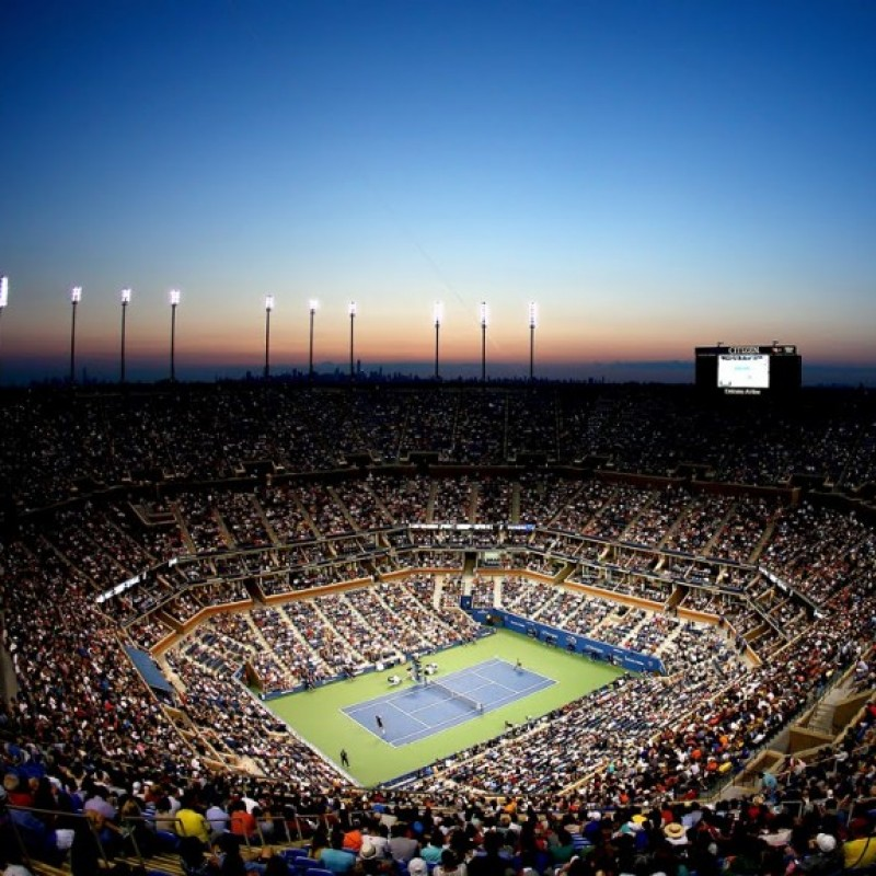 4 Single Session Tickets to One Day of the 2018 U.S. Open in Flushing, NY