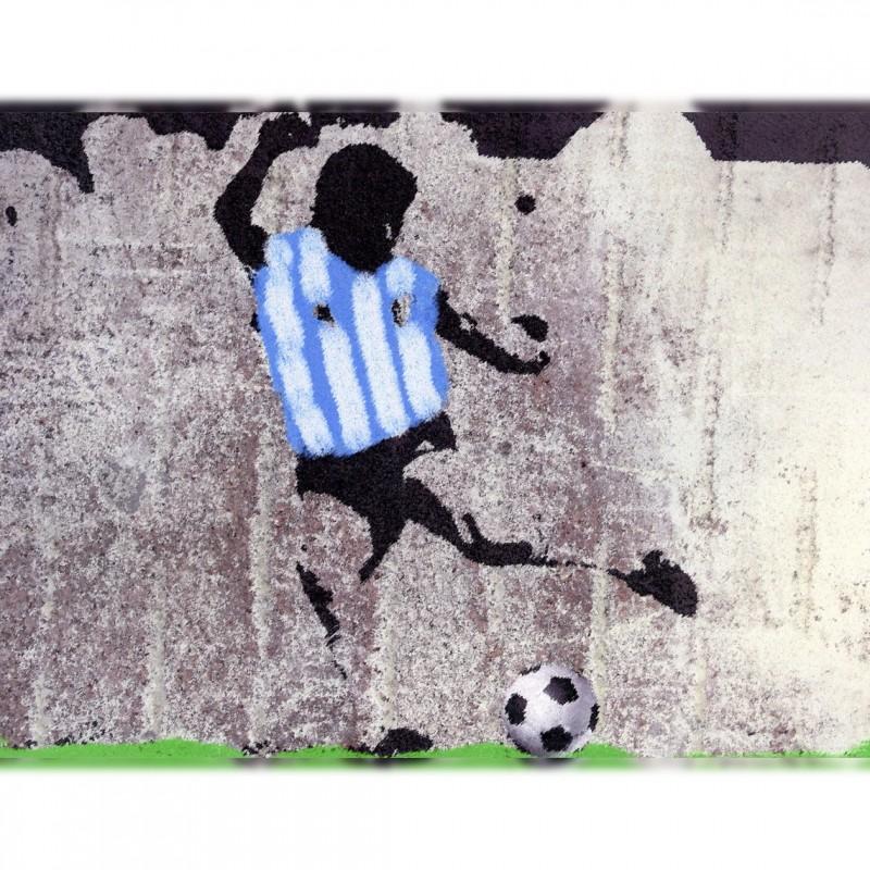 Diego Armando Maradona - Artwork by Gabriele Salvatore