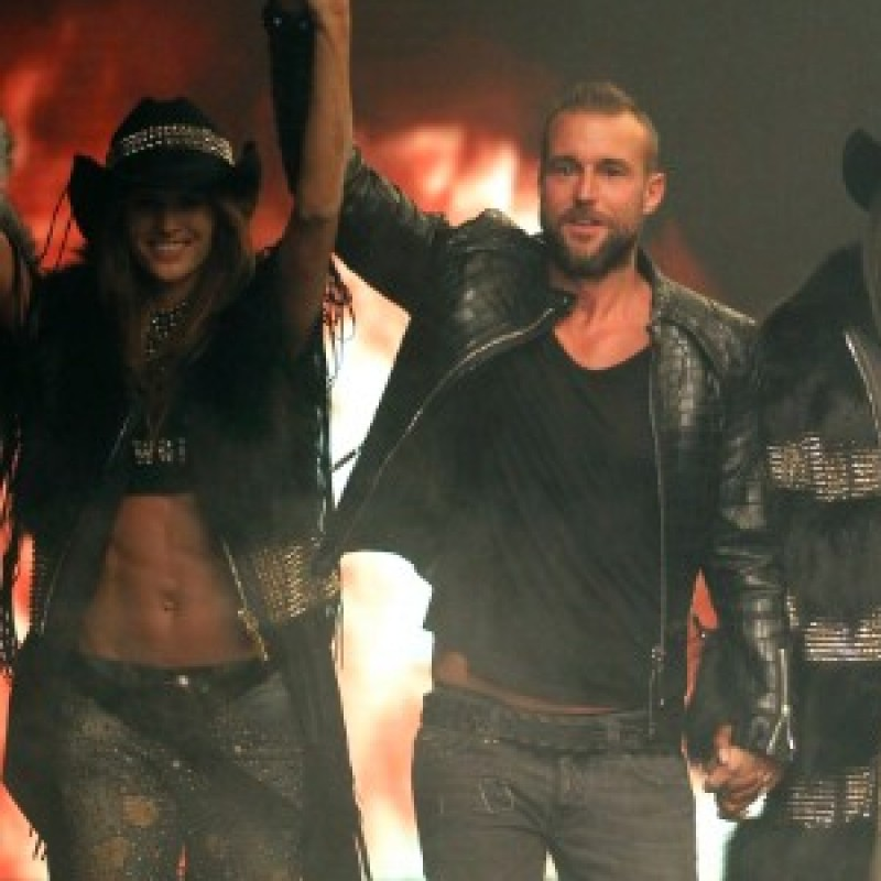 Philipp Plein invites you backstage at his runway show and to his exclusive party