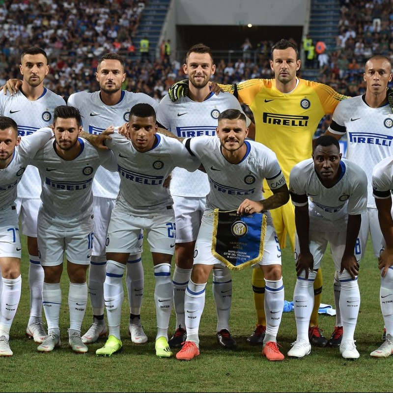 Mascot Experience at the Empoli-Inter Match