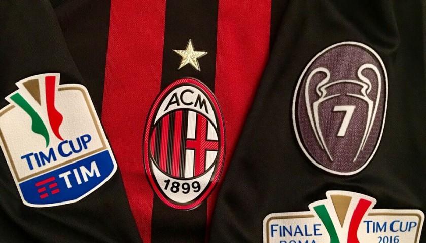 Maglia Bacca Tim Finale MilanPreparataindossata 210516 Cup rstChQxd