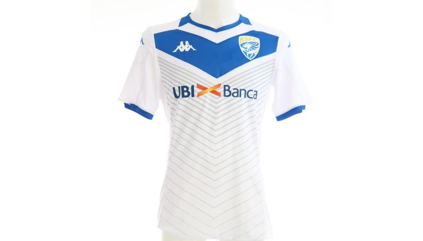 Balotelli's Official Brescia Shirt, 2019/20