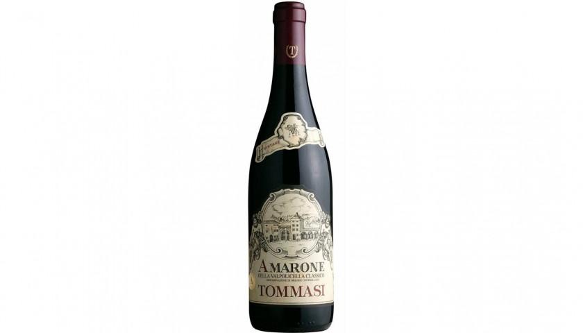3 Bottles of Amarone Della Valpolicella Classico Tommasi