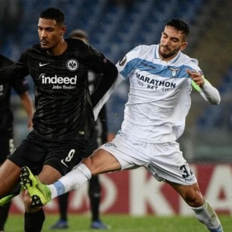 Cataldi's Match Shirt, Lazio-Eintracht Frankfurt EL 2018