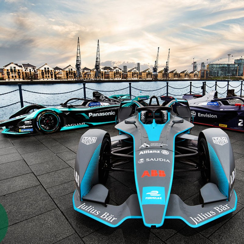 Formula E Grand Prix with Energy and Pit Lane Access