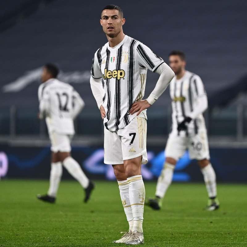 Ronaldo's Authentic Juventus Signed Shirt, 2020/21