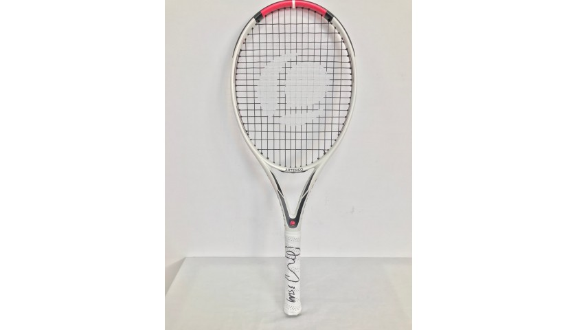 Artengo Tennis Racquet Signed by Andy Murray