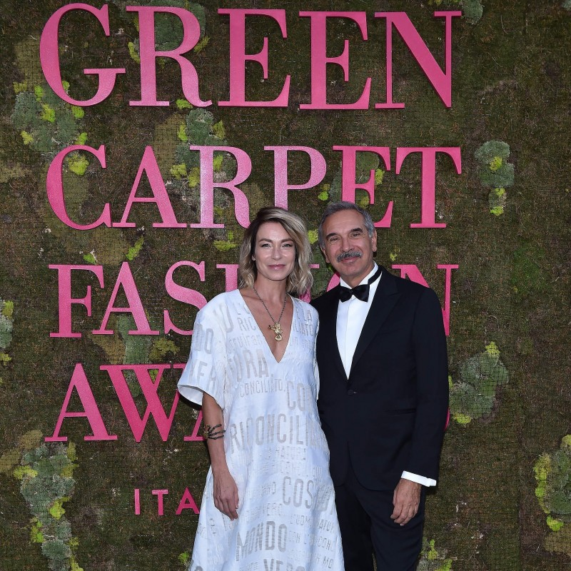 Attend the Green Carpet Fashion Awards 2019