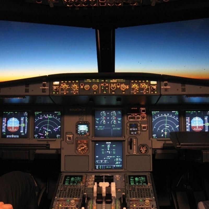 JetBlue Flight Simulator Package Including Airfare #2