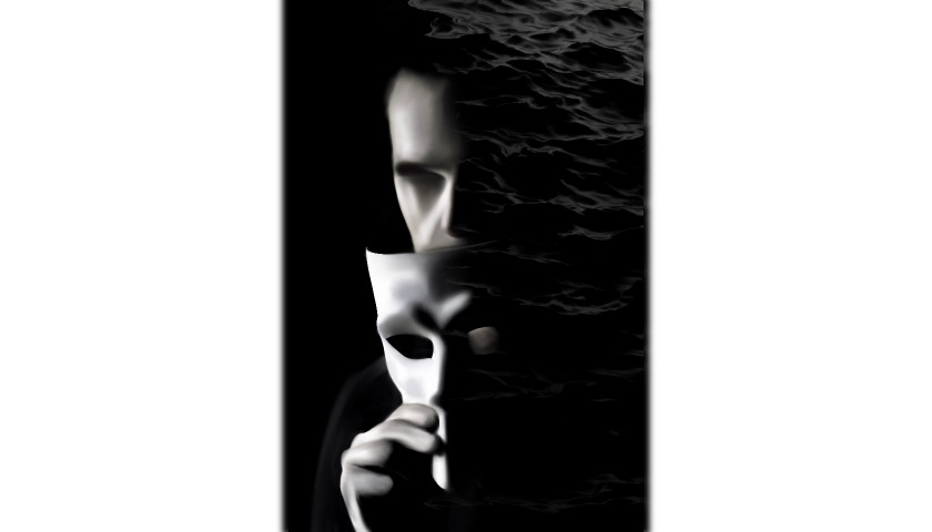 """""""Behind The Mask"""" by Ylenia Pizzetti"""