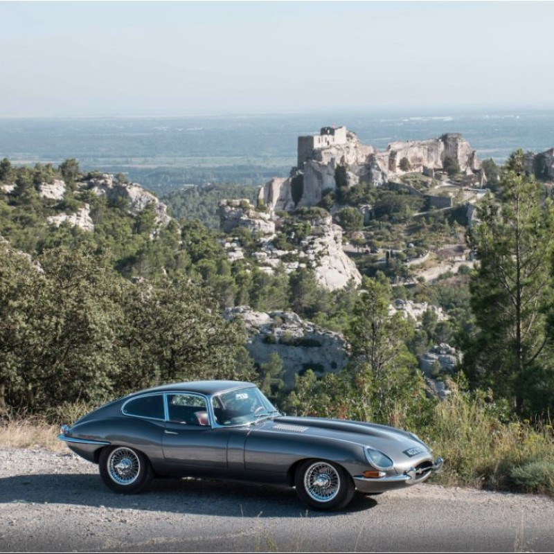 South of France Classic Car Road Rally for 2 People
