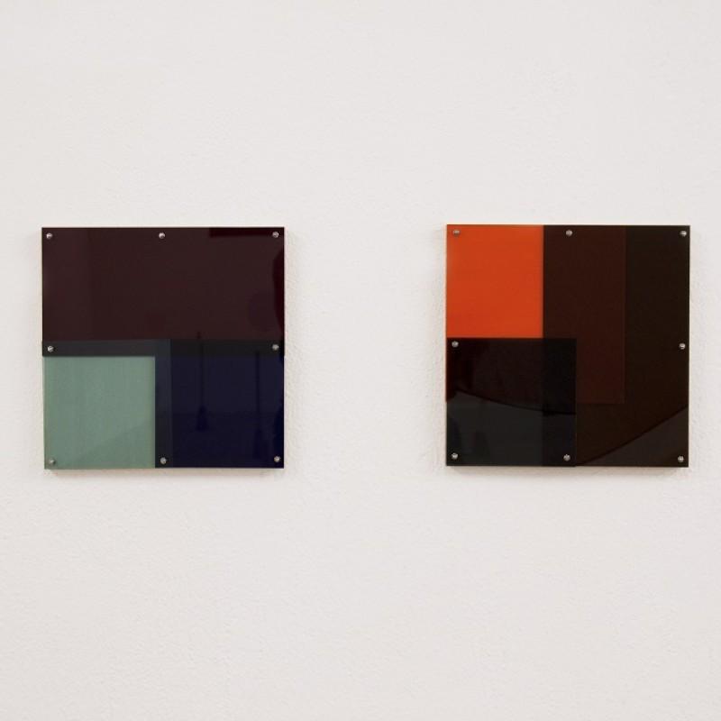 """""""Forme in colore"""" by Giulia Fumagalli - Galleria Otto Zoo"""