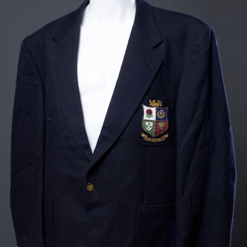Ieuan Evans' Blazer from the 1993 Tour to New Zealand