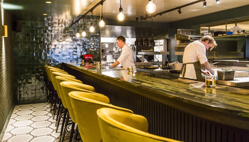 Chef's Table for 2 at Maris Piper