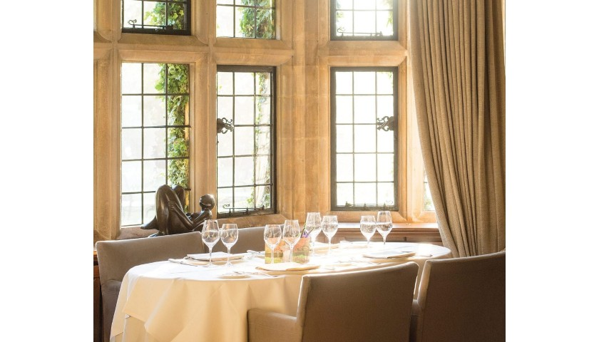 A Chance to Spend an Evening With the Magnificent Raymond Blanc at Le Manoir