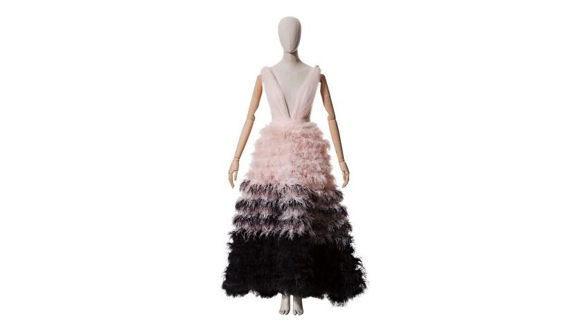 Exclusive Dress by Claro Fernando
