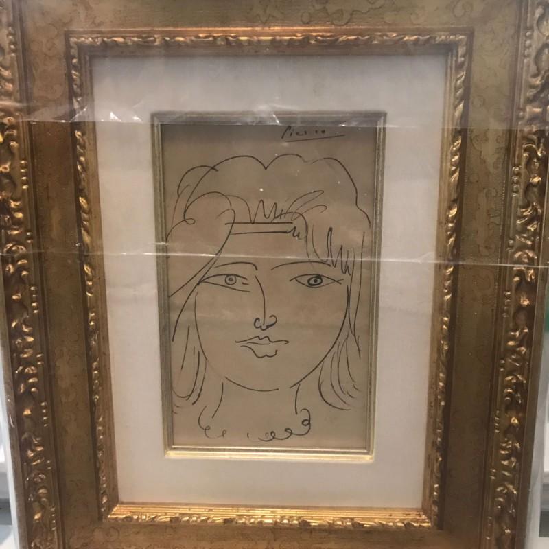 Su Cara by Pablo Picasso