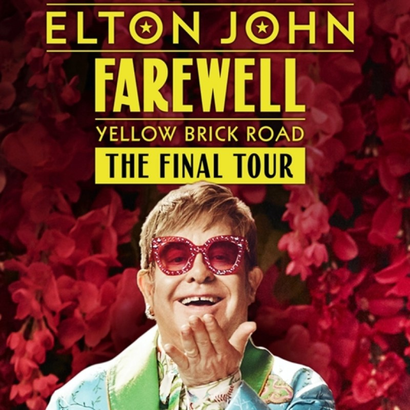 Sir Elton John's Final Tour, 'Live' in Concert in Leeds for Two