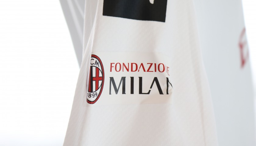 Official AC Milan Shirt, 2019/20 - Signed by Altafini