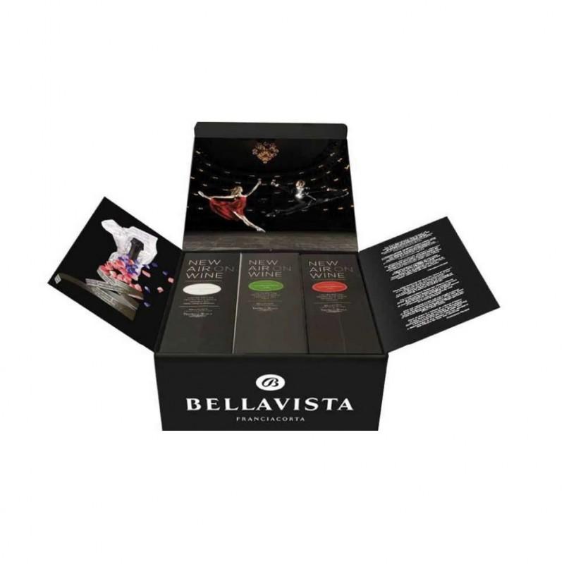 Bellavista Vittorio Moretti 2004 Limited Edition Box