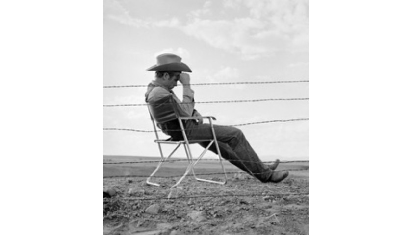"""""""James Dean"""" by Frank Worth"""